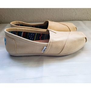 Toms Natural Heritage Canvas CloudBound Alpargatas